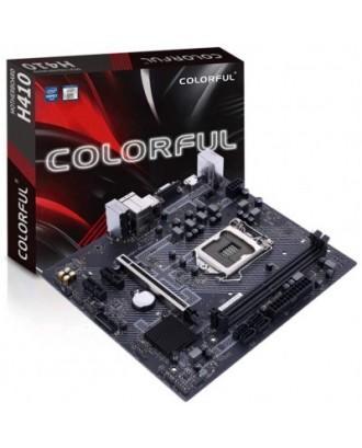 Colorful H410M-T-PRO (LGA 1200 / M.2 slotx1 / Gaming audio )