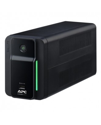 APC Easy BVX900LI-MS UPS BVX 900VA, 230V, AVR, Universal Sockets
