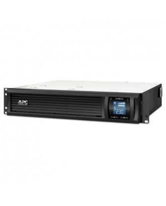 APC Smart-UPS C1000VA 1Ka LCD RM 2U 230V SMC1000I-2UC(Rack Use)