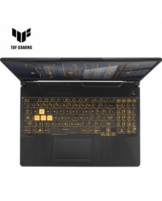 "Asus TUF Gaming F15 FX506HC-HN041T (I7 11800H / 8GB / SSD 512GB PCIE / RTX3050 4GB / 15.6""FHD,144Hz )"