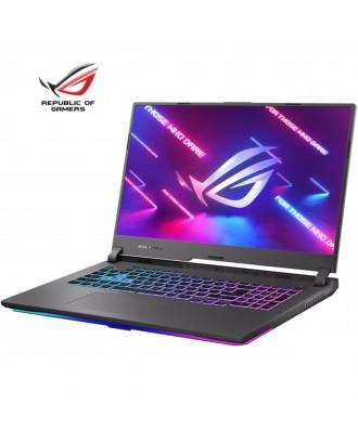 """Asus ROG Strix G17 G713QC-HX017T (R7 5800H / 16GB / SSD 512GB PCIE / RTX3050 4GB / 17""""FHD,144Hz )"""