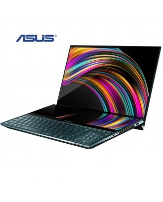 """Asus ZenBook Pro Duo UX581LV-H2028T(i7 10750H/ 32GB / SSD 1TB PCIE / RTX2060 6GB /15""""6 4K /Screen pad/stand)"""
