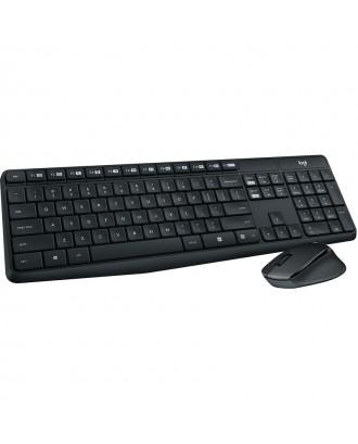 logitech mk315 wireless keyboard and mouse combo