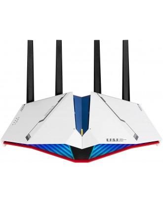 Asus RT-AX82U GUNDAM EDITION AX5400 Dual Band WiFi 6 Gaming Router