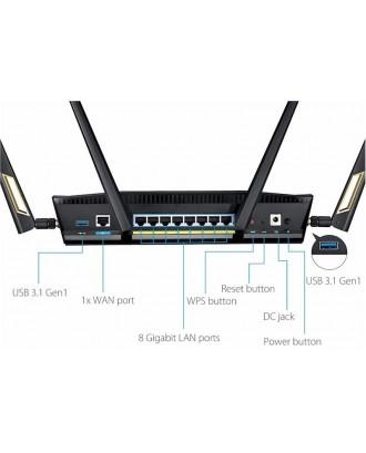 Asus RT-AX88U AX6000 Dual Band WiFi 6 Gaming Router