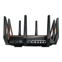 ASUS ROG Gaming Router GT-AX11000 Tri-band Wi-Fi 6...