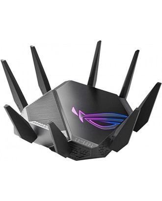 Asus ROG GT-AXE11000 WiFi 6 Tri-Band 10Gigabit Wireless Gaming Router