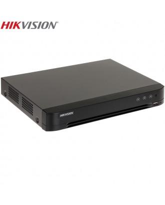 HIKVISION IDS-7208HQHI-M1/S (8Channel) 1080P-5MP / H264 / Audio