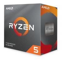 AMD Ryzen 5 3600 (6 cores / 12 threads / 34MB Cach...