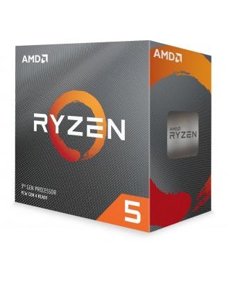 AMD Ryzen 5 3600 (6 cores / 12 threads / 34MB Cache, 4.2 GHz)