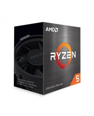 AMD Ryzen 5 5600X (6 cores / 12 threads / 32MB Cache, 4.6 GHz)