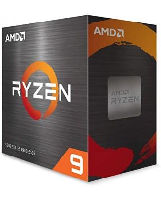 AMD Ryzen 9 5900X ( 12 cores / 24 threads / 70MB Cache, 4.8 GHz)