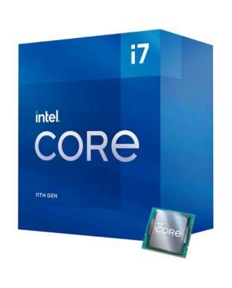 Intel Core i7 11700  (8 cores / 16 threads / 16M Cache, 4.90 GHz)