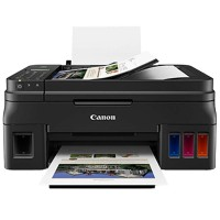Canon PIXMA G4010 All-In-One Printer (Print, Scan,...