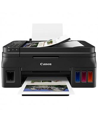 Canon PIXMA G4010 All-In-One Printer (Print, Scan, Copy, Duplex, Fax, Wireless)