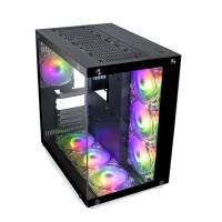 Aigo AZ300 Black ( Support ATX MB / USB 3.0 / Temp...