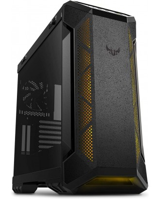 Asus TUF GT501 ( Support EATX MB / USB 3.0 / Tempered Glass / Included 4 fans )