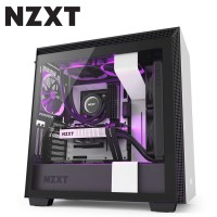 NZXT H710i White ( Support EATX MB / USB Type C / ...