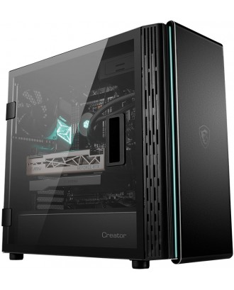 MSI CREATOR 400M ( Support EATX MB / USB 3.0 / Tempered Glass  )