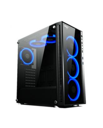 Aigo Shadow 2 ( Support ATX MB / USB 3.0 / Tempered Glass )