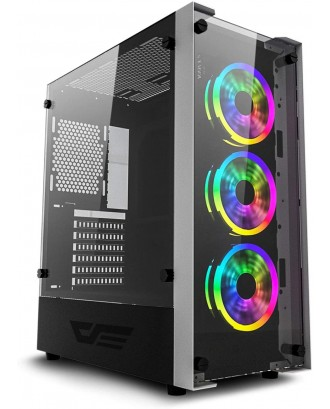 darkFlash Skywalker ( Support ATX MB / USB 3.0 / T...