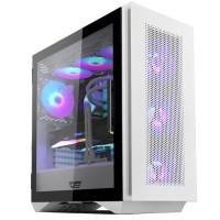 darkFlash DLS480 White ( Support ATX MB / USB 3.0 ...