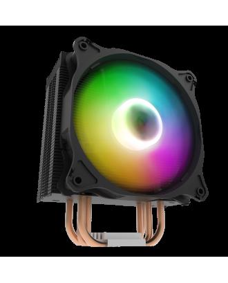 darkFlash DarkAir ( Single Fan 120mm / ARGB Syn / LGA 775/LGA 115x/AM4)
