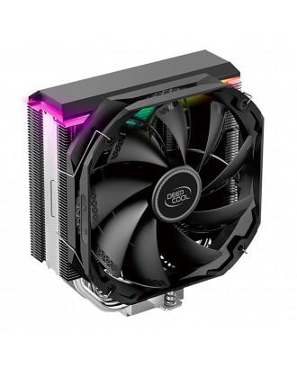 Deepcool AS500 ( 5 heat pipe/14cm Fan /Support AMD & Intel / ARGB Sync )