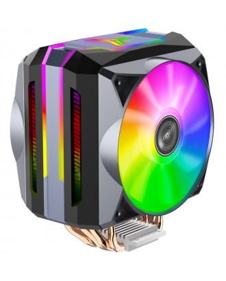 Jonsbo CR1100 ( Two Fan 120mm / ARGB Syn / LGA 775/LGA 115x/AM4)