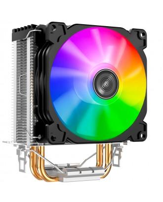 Jonsbo CR1200 ( Single Fan 93mm / LED Red / LGA 775/LGA 115x/AM4)