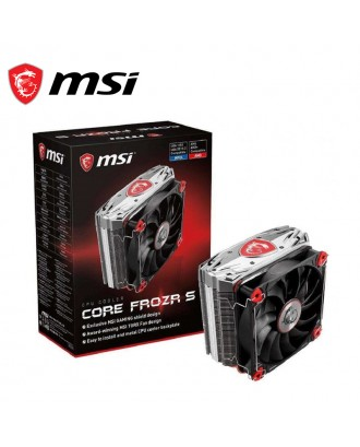 MSI CORE FROZR L ( 4 heat pipe/12cm Fan /Support AMD & Intel / ARGB Sync )