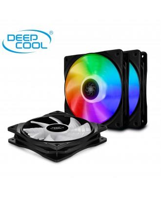 Deepcool CF120 3 in 1 ( 3 x fans 12cm / ARGB Sync )