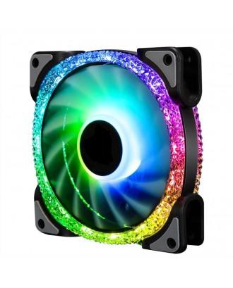 Fan Case 12CM RGB TJ12025 ( ARGB Auto mode )