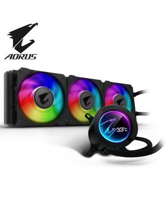 Aorus Liquid Cooler 360 ( Liquid Cooling three Fans / Support Intel and AMD CPU)