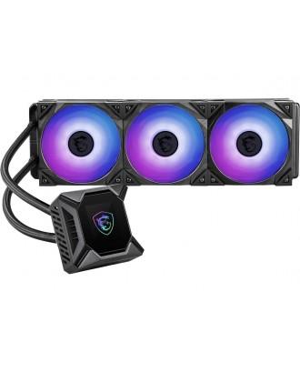 MPG CORELIQUID K360 ( Liquid Cooling Dual Fans / Support Intel and AMD CPU)