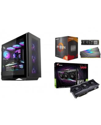 High End Desktop Gaming / Design ( Ryzen 9 5900X / Ram 32GB / M.2 PCIe  512GB+ HDD 1TB / RTX3080Ti 12GB )