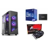 Desktop Gaming / Design ( i3 10100F / Ram 8GB / SS...