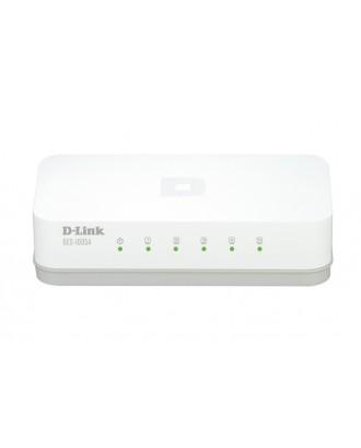 D-link DES-1005A 5-Port Fast Ethernet Desktop Switch Plastic