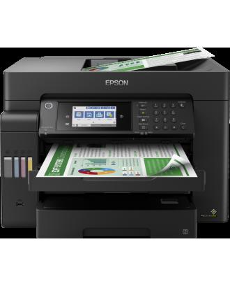Epson EcoTank L15150 All-in-One InkTank Printer A3 (Print, Scan, Copy, Fax, ADF, Auto Duplex ,Wi-Fi, Ethernet)