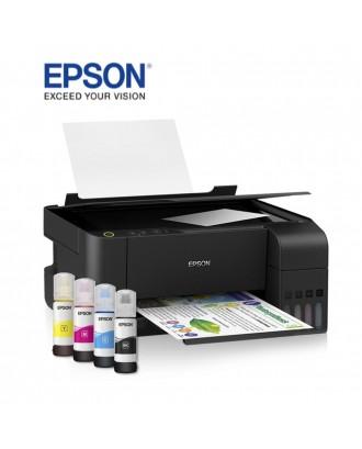 Epson EcoTank L3210 Color Printer (Print / Scan / Copy)