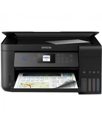 Epson L4160 Multifunction Inkjet Printer (Print / Scan / Copy / Auto-duplex print / Wifi)