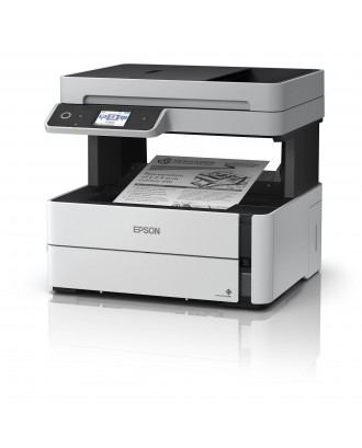 Epson EcoTank M3170 Black / White printer (Print, Scan, Copy, Fax, duplex, Wifi)