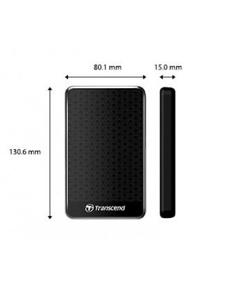 External HDD Transcend StoreJet 25A3 2TB (USB 3.1 Gen 1)