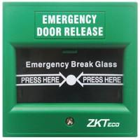 EB-900A ZKTeco Emergency Door Release, Green...