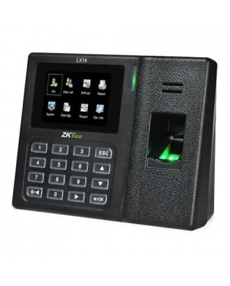 ZKTECO LX14 Fingerprint Time Attendance