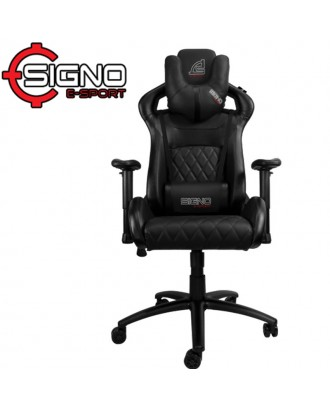 Signo Braxton GC-206 Black Gaming Chair