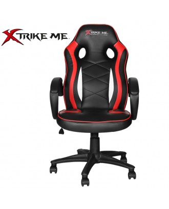 X-trike Me – GC-801RD GAMING CHAIR (RED)