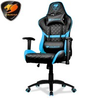 Cougar Armor One Sky Blue Gaming Chair...
