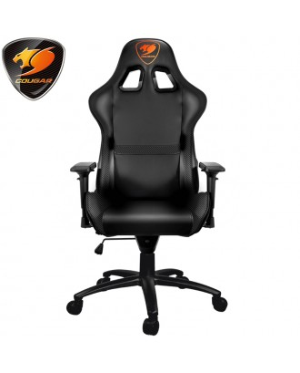 COUGAR ARMOR S (Black) Gaming Chair