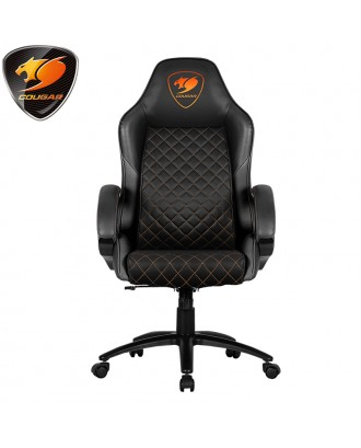 COUGAR FUSION BLACK - Gaming Chair